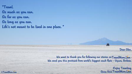 Uyuni-Bolivia-Alex-name-post