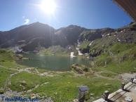 Balea Lake, Transfagarasan, Romania