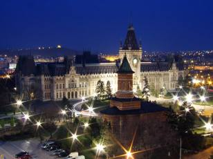 Palatul Culturii Iasi - Iasi Palace Of Culture