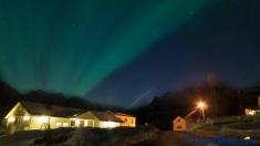 TravelMoreLive Norway Lofoten Islands Northern Lights